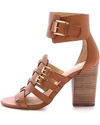 Joe's Jeans - Marley Gladiator Sandals - Lyst