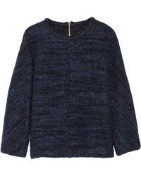 Isabel Marant Ilene Bouclã Sweater - Lyst