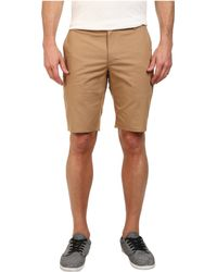 Adidas Glzd Stretch Chino Short - Lyst