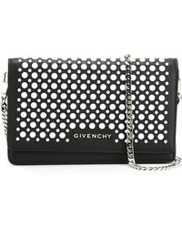 Givenchy | Pandora Leather Wallet | Lyst