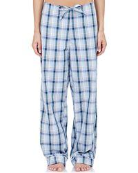 Steven Alan - Women's Piped Pyjama Trousers - Lyst