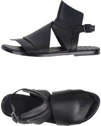 Gareth Pugh Sandals - Lyst