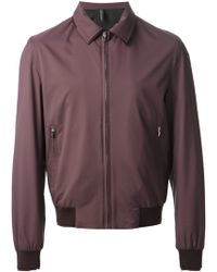 Dior Homme Zipup Jacket - Lyst