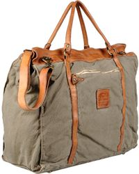 Campomaggi Luggage - Brown