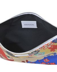 Carven - Japanese Exclusive Clutch - Lyst