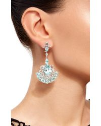 Sutra - Mint Paraiba Earrings - Lyst
