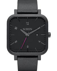 Nixon | Black Ragnar Watch | Lyst