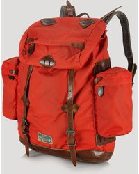 Ralph Lauren Polo Canvas Yosemite Backpack - Lyst