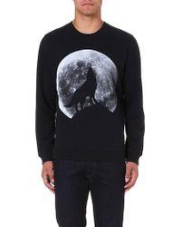 Diesel S-anil Jersey Sweatshirt - Lyst