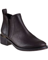 Tory Burch Griffith Chelsea Boot Coconut Leather - Lyst