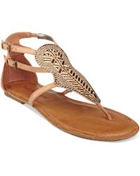 Pink And Pepper - Summar Thong Sandals - Lyst