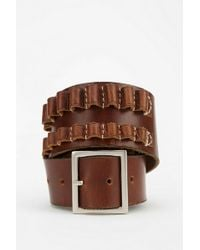 Urban Outfitters - Annie Bullet Leather Belt - Lyst
