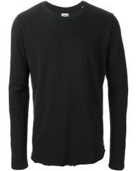 Edwin Raw Cut Sweatshirt - Lyst
