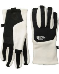 The North Face Womens Denali Etip Glove - Lyst