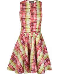 Skinbiquini - Macarons Sleeveless Skater Dress - Lyst