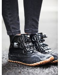 Sorel Out N About Glow Weather Boot - Lyst