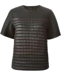 Alexander Wang Heat Sensitive T-shirt - Lyst