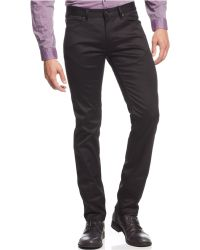 Hugo Boss Hugo 708 Slim-fit Stretch Cotton Jeans - Lyst