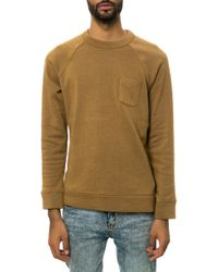 Obey The Lofty Creature Comforts Sweatshirt - Lyst