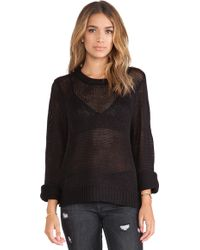Cheap Monday What Knit Sweater - Lyst