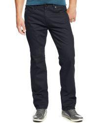 Inc International Concepts Morris Berlin Slimstraight Jeans - Lyst