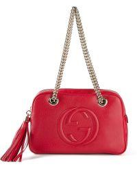 Gucci Soho Shoulder Bag - Lyst