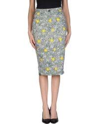 Opening Ceremony Mid Length Skirt - Lyst