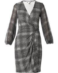 Diane von Furstenberg Sigourney Dress - Lyst