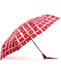 Marc By Marc Jacobs - Stacked Logo Umbrella - Lyst