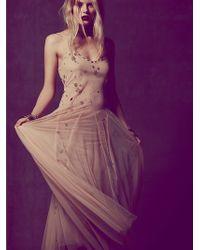 Free People Fp One Amelie Dress - Lyst