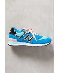 New Balance Wl 574 Sneakers - Lyst