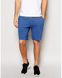 Asos Jersey Shorts - Lyst