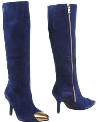 Love Moschino Boots - Lyst