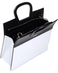 Ralph Lauren Collection Handbag - Black