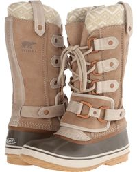 Sorel Joan Of Artic Premium - Lyst
