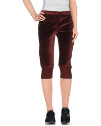 Roccobarocco - 3/4-length Trousers - Lyst