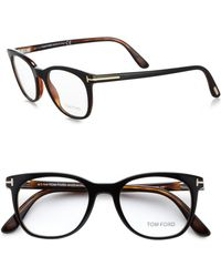 Tom Ford 5310 Rounded Optical Frames - Lyst