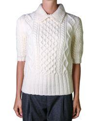 Michael Kors | Vanilla Sweater | Lyst