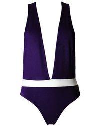 Luz Collection Cesar Swimsuit - Lyst