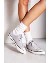 Converse Suede Womens Low-top Sneaker - Lyst