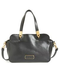 Marc By Marc Jacobs 'Ligero' Leather Satchel - Lyst