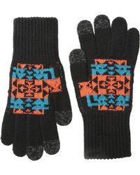 Pendleton Black Texting Glove - Lyst