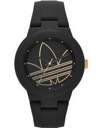 adidas - Aberdeen Playfully Original Silicone Watch - Lyst