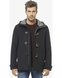 Vince Wool Cashmere City Toggle Coat - Lyst