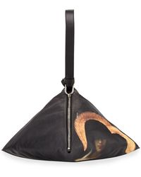 Givenchy Madonna-print Large Pyramid Shoulder Bag - Lyst