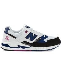 New Balance Multicolor 530 Sneakers - Lyst