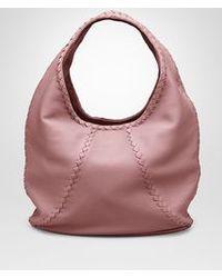 Bottega Veneta Mallow Cervo Shoulder Bag - Lyst