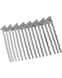 House Of Harlow 1960 Migration Hair Comb silver - Lyst