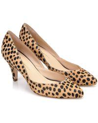Loeffler Randall Tasmin Classic Cheetah Pump - Lyst