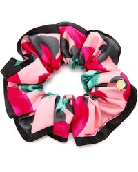 Marc By Marc Jacobs Jerrie Rose Chou Chou Scrunchie - Yellow Jacket Multi - Lyst